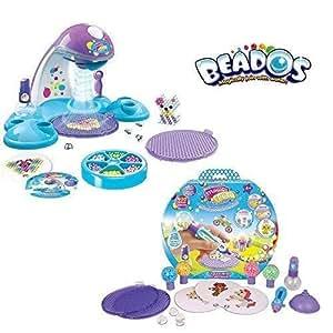 Perles Beados Quick Dry Design Station Studio et Starter Pack Set