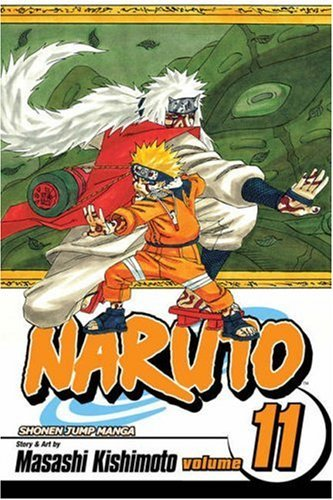 Naruto, Vol. 11: Impassioned Efforts (Naruto Graphic Novel ...