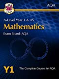 New A-Level Maths for AQA: Year 1 & AS Student Book (CGP A-Level Maths 2017-2018)