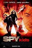 Pop Culture Graphics Spy Enfants Poster Movie B 27 x 40 In - 69 cm x 102 cm-Alexa Vega Daryl Sabara Antonio Banderas Carla Gugino Alan Cumming Tony Shalhoub
