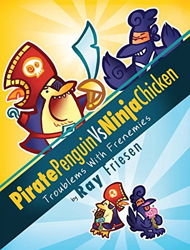 Pirate Penguin vs. Ninja Chicken Vol. 1 (English Edition ...