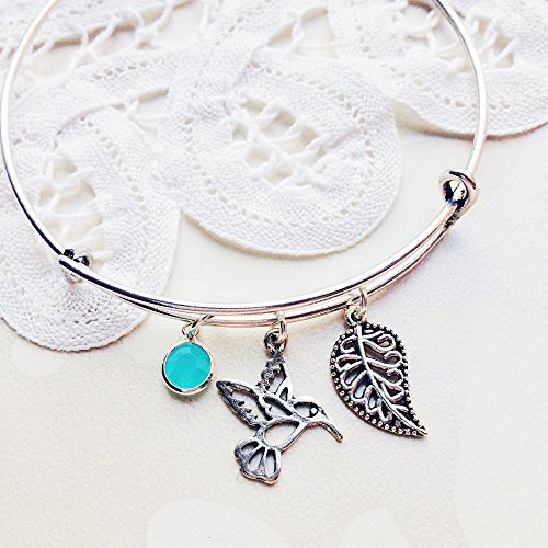 silver-expandable-charm-bangle-turquoise-crystal-humming-bird