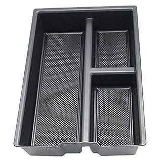 Merssavo Auto Car Armrest Aufbewahrungsbox, Passend für Dodge Ram 1500 09-2018