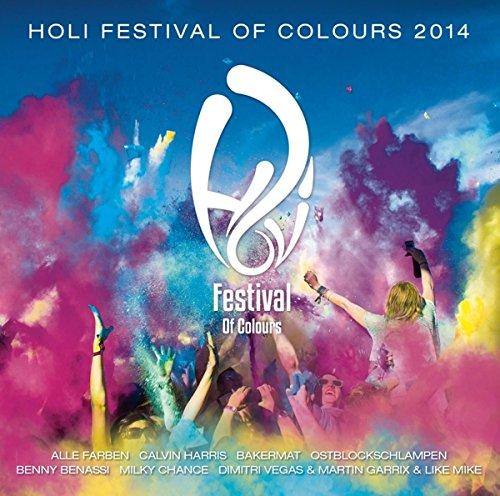 Preisvergleich Produktbild Holi Festival of Colours 2014