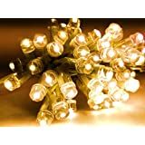 LED Gold Rope Light,7meter,5mm LED,Diwali ,Christmas Light Decorative.