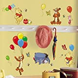 RoomMates Disney Winnie The Pooh Wall Stickers