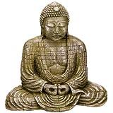 Nobby Buda decorativo para acuario, 15,5x 9,6x 15,4cm