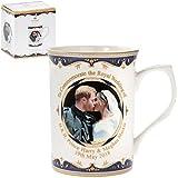 Royal Hochzeit von Prince Harry und Meghan markle (der Herzog und Herzogin von Sussex) GEDENKMÜNZE Kiss Geschenk Tasse
