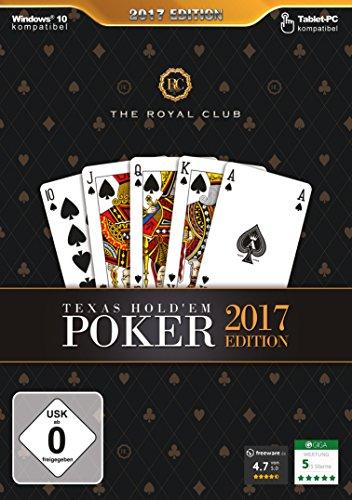 The Royal Club Poker 2017 (PC) (Spiele Für Pc Poker)
