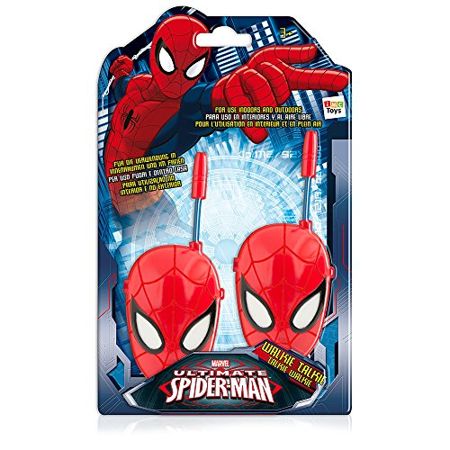 Image of Spiderman Walkie Talkies