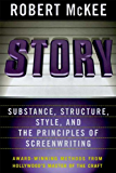 Story: Style, Structure, Substance, and the Principles of Screenwriting