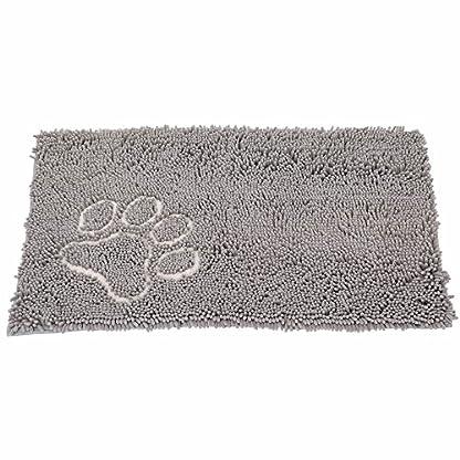 Bunty Soft Microfibre Pet Dog Puppy Cat Mat Bed Doormat Absorbant Muddy Wet Paws - X-Small - 46.5cm x 31cm 2