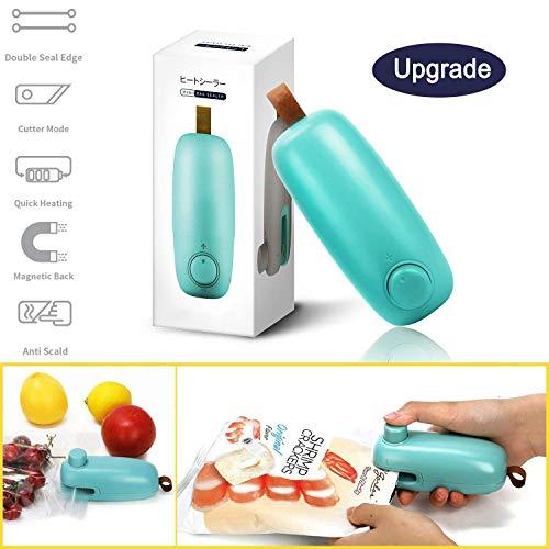Stlove sigillatore mini sigillatore di vuoto della famiglia sottovuoto portatile della mano sealer per i sacchetti di plastica saldatrice per sigillare i sacchetti