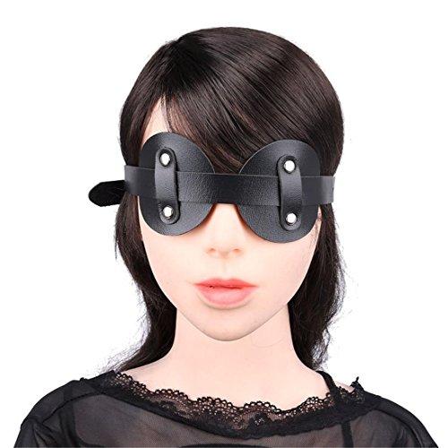 Kostüm Dienstmädchen Männliche (LIUZHI Adult Supplies / Spiele spielen / Black Passion Goggles / Passion)