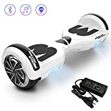 Mega Motion Self Balance Scooter E1- Gyropode électrique 6.5' -Bluetooth