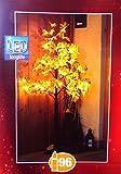 Hellum LED Ahornbaum Lichterbaum Dekoleuchte Dekolicht Baum Lichter Ahorn 96 flammig Warmweiß 120cm