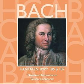 """Cantata No.186 �rgre dich, o Seele, nicht BWV186 : I Chorus - """"�rgre dich, o Seele, nicht"""" [Choir]"""