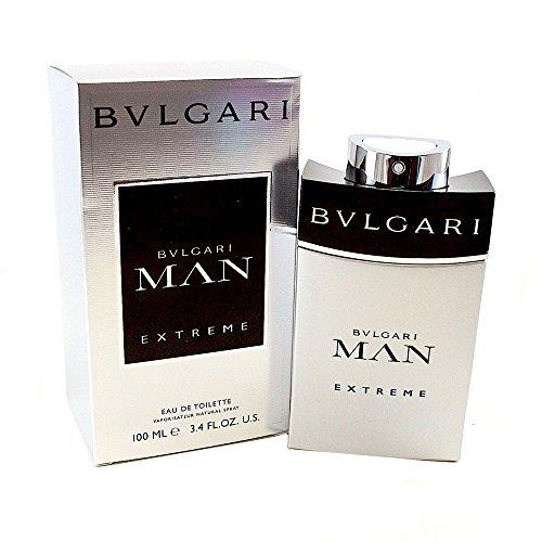 Bvlgari Man Extreme EDT Vapo 100 ml, 1er Pack (1 x 100 ml) - Männer, Parfums Bulgari