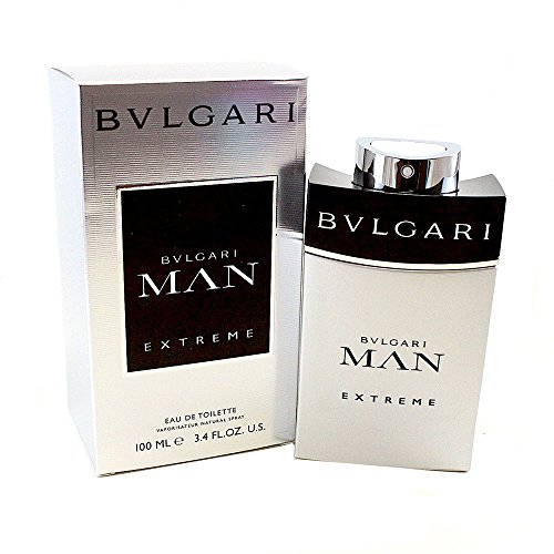 Bvlgari Man Extreme EDT Vapo 100 ml, 1er Pack (1 x 100 ml)