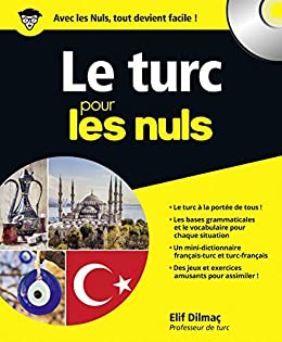 Le Turc Pour Les Nuls French Edition By DILMAC Elif