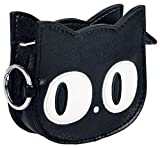 Banned Small Kitty Porte-monnaie noir