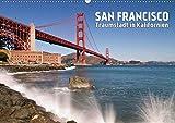 San Francisco - Traumstadt in Kalifornien (Wandkalender 2020 DIN A2 quer): Einzigartige Ansichten der Metropole im Sunshine State (Monatskalender, 14 Seiten ) (CALVENDO Orte) - Melanie Viola