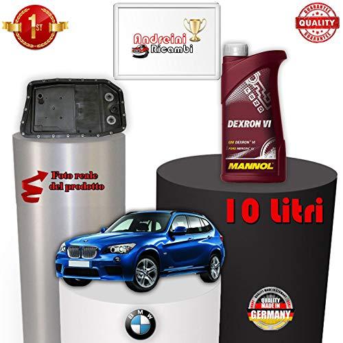KIT FILTRO CAMBIO AUTOMATICO E OLIO X1 E84 xIVE 18 d 105KW 2012 -> /1066
