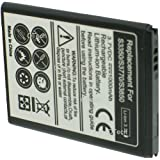Batterie compatible pour SAMSUNG GT-S3850 CORBY II