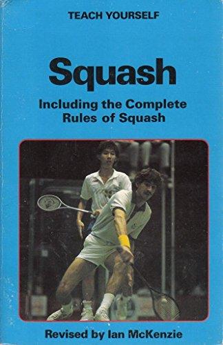 Squash (Teach Yourself) por Rex Bellamy