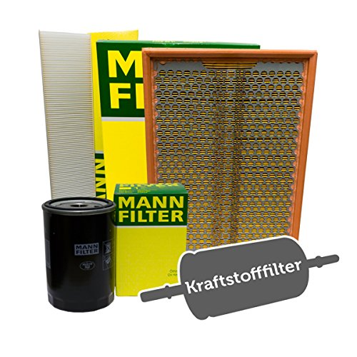 Preisvergleich Produktbild MANN FILTER SET KOMPLETT