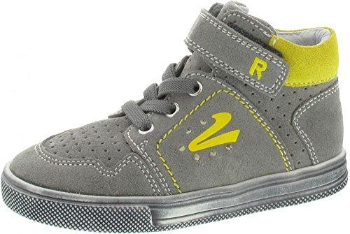 Richter Sneaker grau/gelb (34)