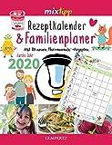 mixtipp: Rezeptkalender & Familienplaner 2020: Mit 80 neuen Thermomix-Rezepten durchs Jahr 2020 (Kochen mit dem Thermomix)