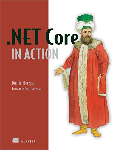 NET Core in Action por Dustin Metzgar
