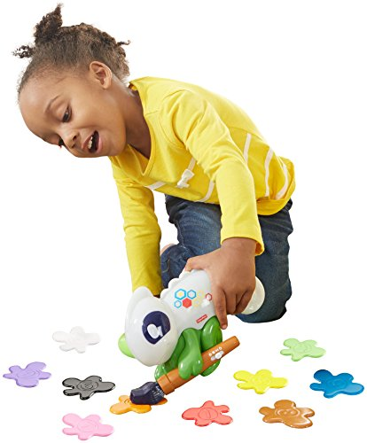 Fisher-Price Think & Learn Smart Scan Color Chameleon Englisch Version
