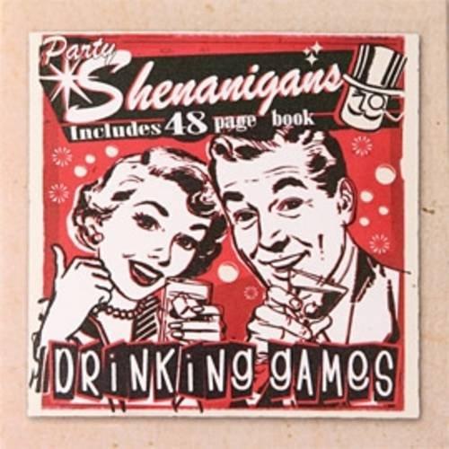 Drinking Games (Naughty Shenanigans)