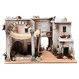 Holyart Ambientazione araba per presepe 31x50x36 cm