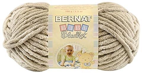 Bernat Baby Decke Strickgarn, Baby Dove, S Ball