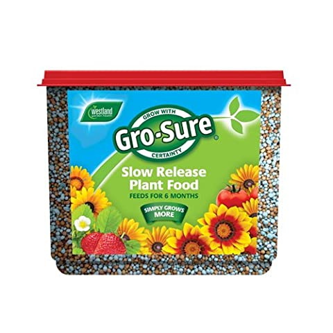 Gro-sure 6 Month Slow Release Plant Food, 2 kg