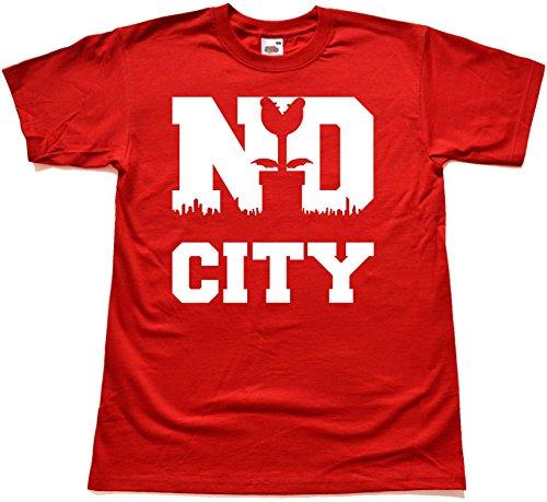 Funny NYC style New Donk City ROT T Shirt Extra Large (Super Mario Galaxy Lego)