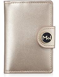 Mai Couture Papier Wallet, Gold