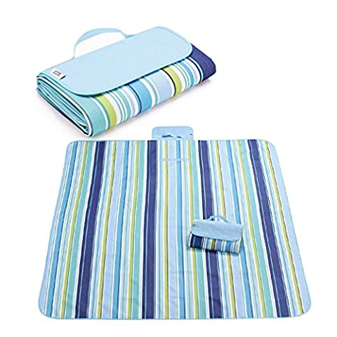 Ishop Large Outdoor Foldable Mat For Picnic Hiking