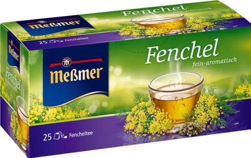 Meßmer Fenchel 25 TB, 4er Pack (4 x 75 g)