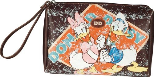 Micky Maus und Freunde Mickey Mouse Beauty-Bag Daisy Duck und Donald Duck