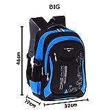 Kinder Schultaschen Für Jugendliche Jungen Mädchen Große Kapazität Schulrucksack Wasserdichte