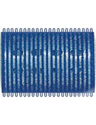 Fripac-Medis - Thermo Magic Rollers - Bigoudis - Bleu - Diamètre : 40 mm - Lot de 12