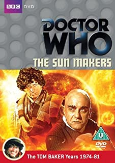 Doctor Who - The Sun Makers [DVD] [1977] (B004VRO87O) | Amazon Products