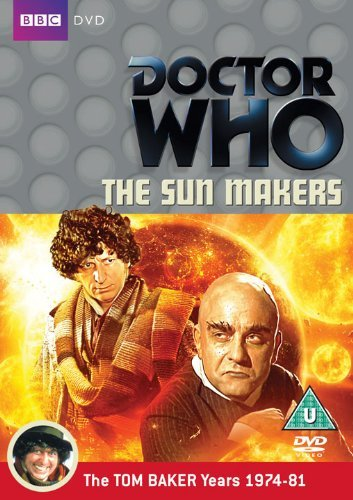 Doctor Who - The Sun Makers DVD 1977