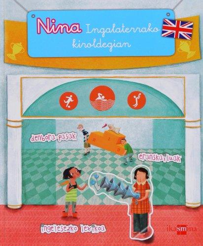 Nina ingalaterrako kiroldegian (Nina en.) por Pilar Garí de Aguilera