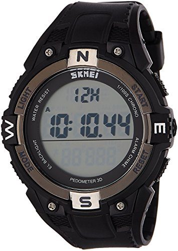 Skmei 1141BB  Digital Watch For Unisex