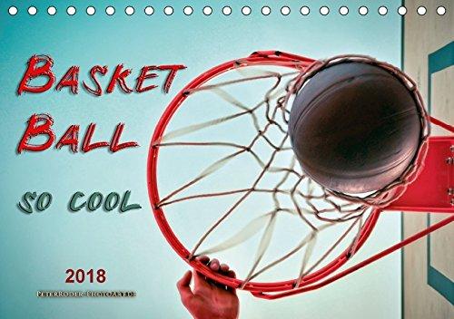 Basketball - so cool (Tischkalender 2018 DIN A5 quer): Spiel, Spaß und viel Geld. (Monatskalender, 14 Seiten ) (CALVENDO Sport) [Kalender] [Feb 20, 2017] Roder, Peter